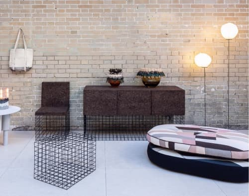 Furniture by Gustavo Martini seen at Mint, London - Grove Collection