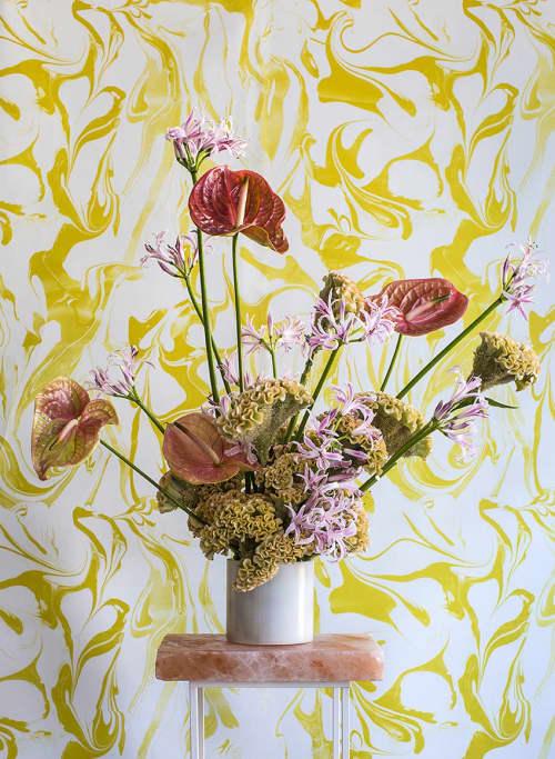 Wild Side Gold Wallpaper | Wallpaper by Stevie Howell