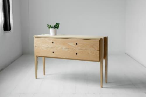 Furniture by Studio Moe seen at Creator's Studio, Portland - Oslo Sideboard in American Ash