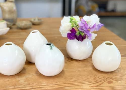 'Roadsidia' bud vase | Vases & Vessels by Optimism and Co.