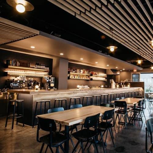 Interior Design by TOMNUK at Cartago, Edmonton - Cartago