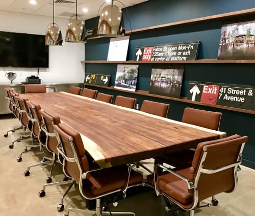 Conference Table   Tables by Doro Designs   Goldman Properties in Miami