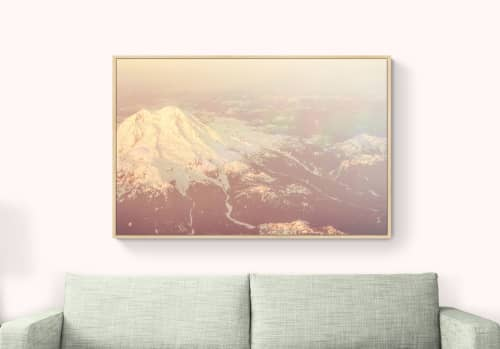 Mt. Rainier | Photography by Kara Suhey Print Shop
