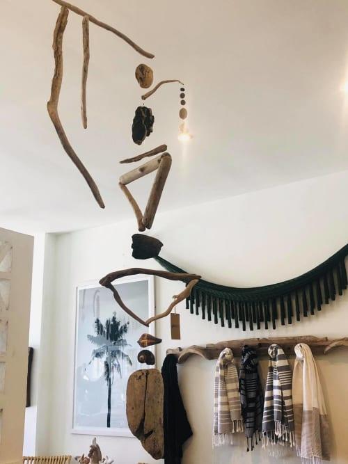 Dali (Air Sculpture) | Sculptures by Jane Maroni Organic Design | Hana Waxman Design in Punta de Mita
