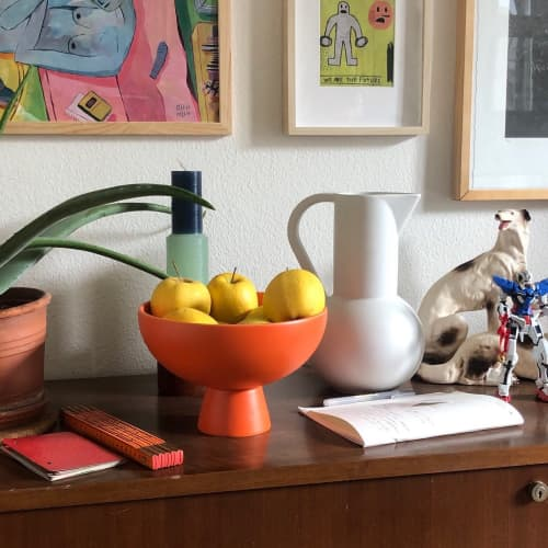 Tableware by Nicholai Wiig Hansen seen at Private Residence, Copenhagen, Copenhagen - Strøm Collection