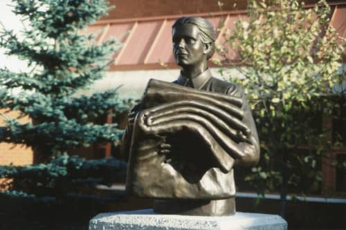 Caring   Public Sculptures by Don Begg / Studio West Bronze Foundry & Art Gallery