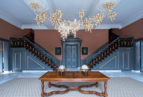 Art Curation by DRIFT seen at Huis Ten Bosch, Den Haag - FRAGILE FUTURE AT HUIS TEN BOSCH PALACE