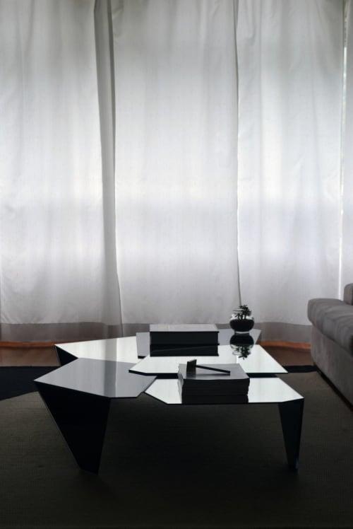 Tables by Gustavo Martini seen at Pinacoteca di Brera, Milano - Luz Table
