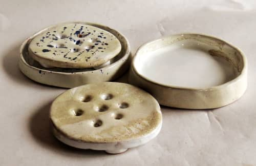 Tableware by Di Campagna seen at Private Residence, La Pedrera - Soap Dish