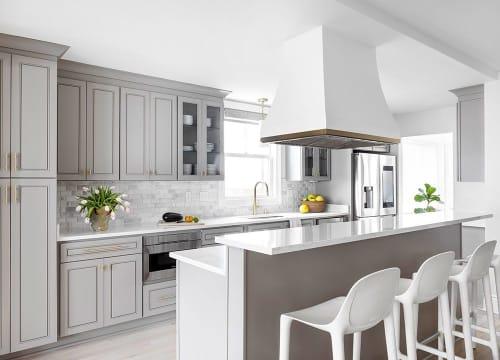 Crisp, Light, and Airy   Interior Design by Valerie Legras Atelier