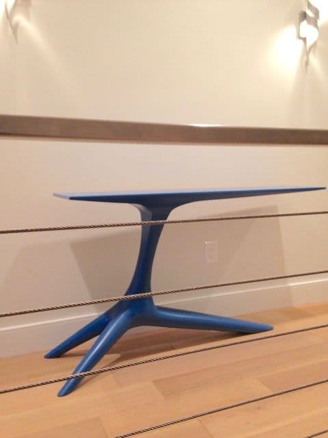 Blue Crane Console Table | Tables by Eben Blaney Furniture