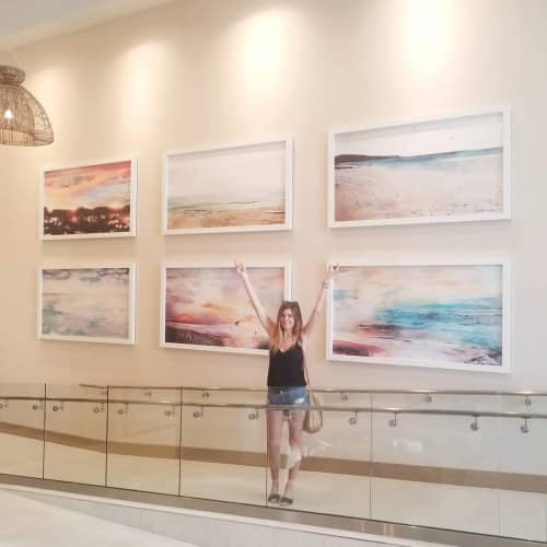 Painting Series | Paintings by Stefanie Bales Fine Art | Park 12 - The Collection in San Diego
