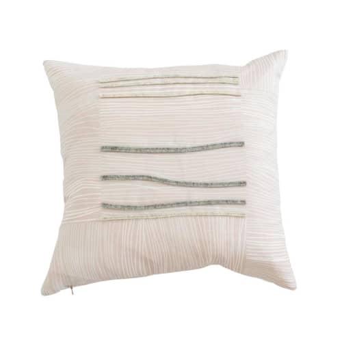 Wallpaper by Jill Malek Wallpaper - Nest Pillow   Sands
