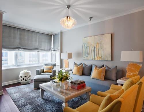 Interior Design by Bankston May Associates - Penthouse Interior Design