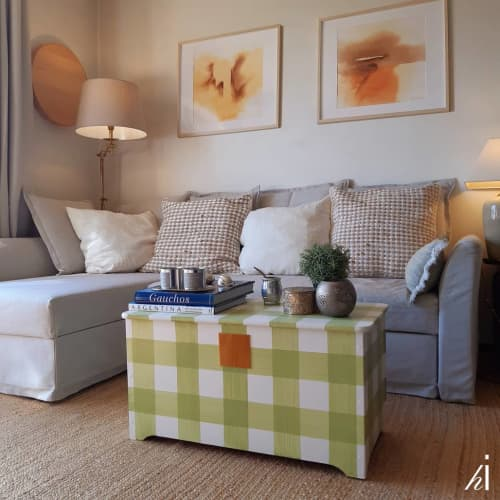 Furniture by Habitat Improver - Furniture Restyle and Applied Arts seen at Private Residence, Lisbon - Pic-Nic Reversed