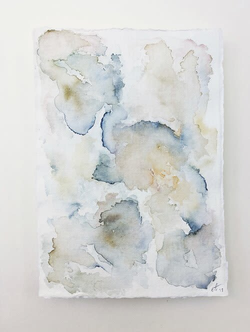 Lucht   Paintings by Emily Tingey