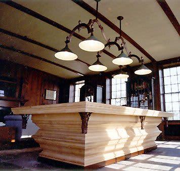 Billiard Table   Tables by Lutyens Furniture & Lighting