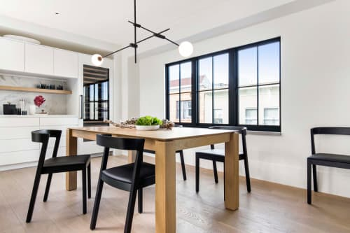 Drive Chairs | Chairs by Bedont | Rachely's Home in San Francisco