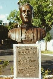 Dubuc, Lucien, Judge | Public Sculptures by Don Begg / Studio West Bronze Foundry & Art Gallery