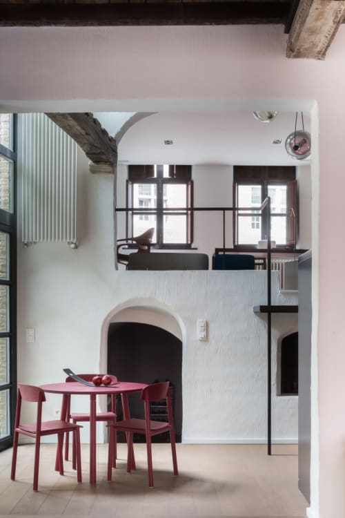 Interior Design by Thooft Pieter at Private Residence, Ghent, Ghent - Private House B