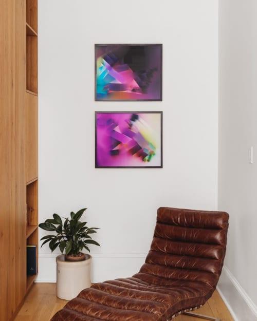Wall Hangings by Natalja Kent - Chromogenic Images
