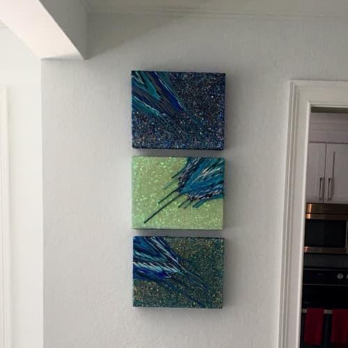 Kinetic e-series   Paintings by Paolastudios