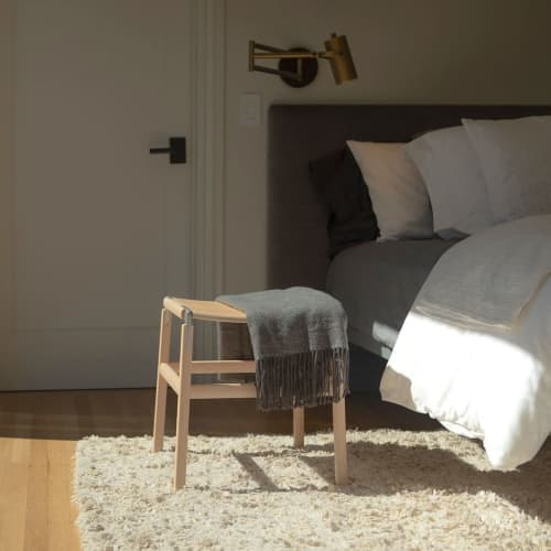 Shorty Backless Standard Chair | Chairs by Fyrn