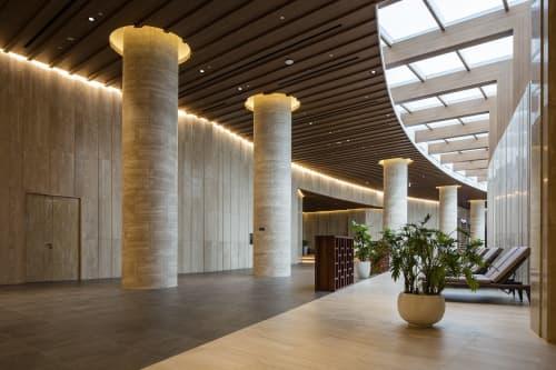 AQUAFIELD HANAM | Interior Design by Roito | Aquafield Hanam in Hanam-si