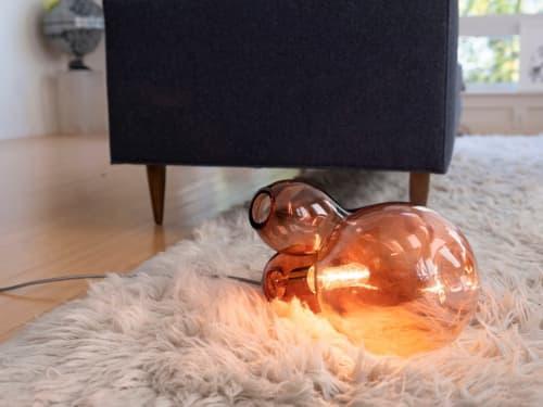 Lamps by Esque Studio - Amoeba Portable