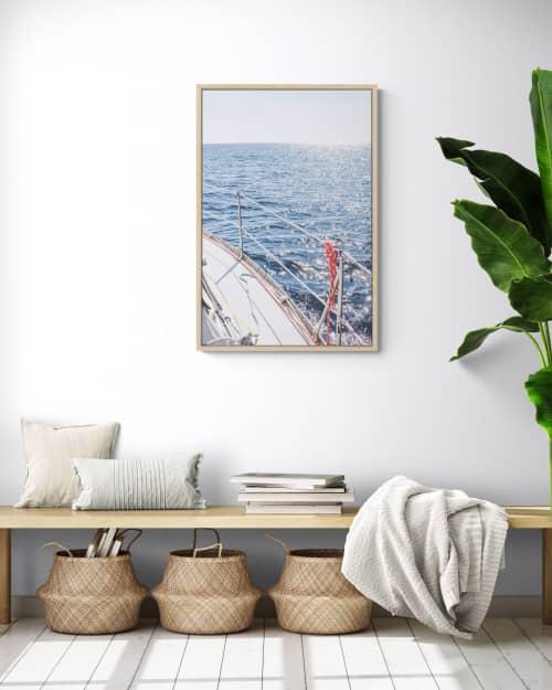 Lost at Sea   Photography by Kara Suhey Print Shop