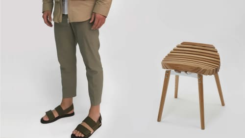 Ane stool | Chairs by Troy Backhouse | t bac design in Fitzroy