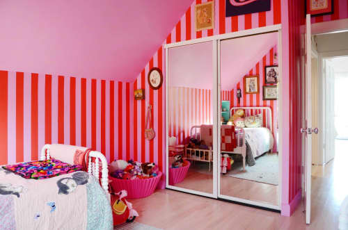 Beds & Accessories | Beds & Accessories by Crate & Barrel Kids | Summer of Love Victorian in San Francisco