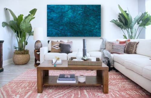 LABRADORITE   Paintings by Christina Twomey Art + Design   Los Angeles Area in Los Angeles