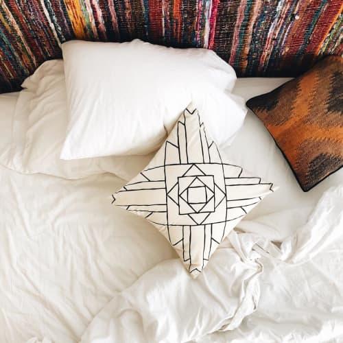 Colorado | Organic Cotton Pillow | Pillows by Little Korboose
