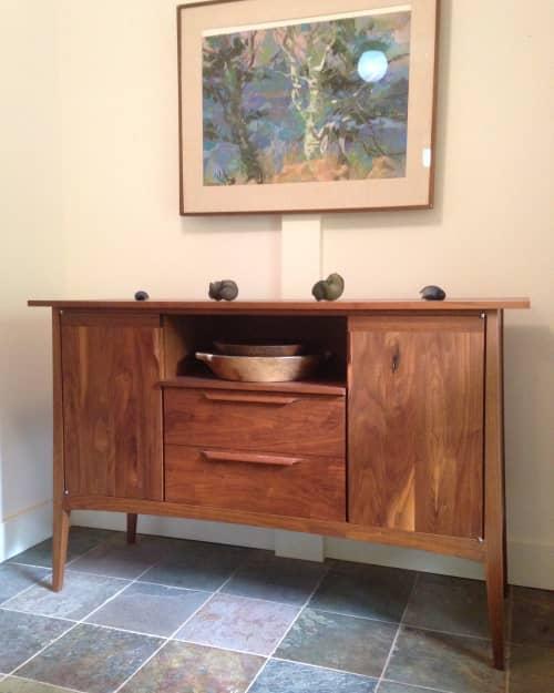 Tapered Sideboard | Furniture by Eben Blaney Furniture
