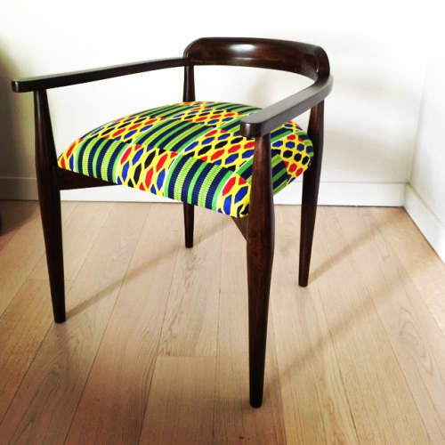 Chairs by 3RD Culture - Adanwomase Chair