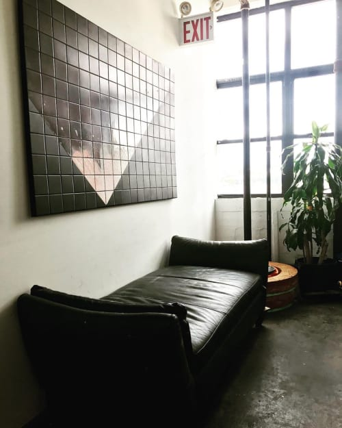 Murals by Wolf City Design - Tile Mural