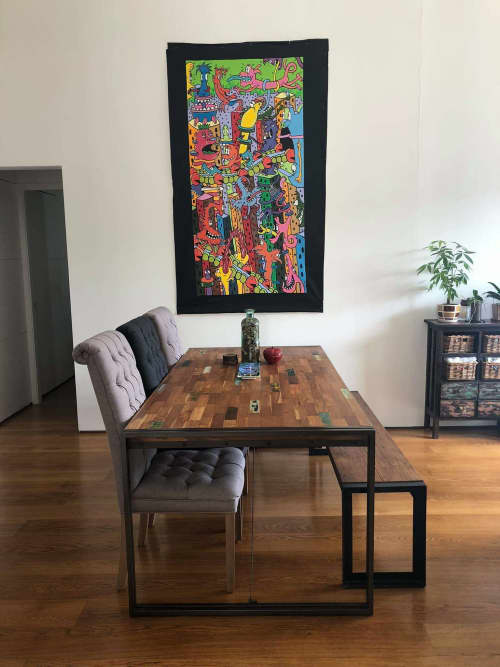 Commissioned Painting | Paintings by AL Runt