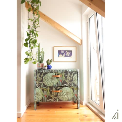 Furniture by Habitat Improver - Furniture Restyle and Applied Arts seen at Private Residence, Lisbon - Cactus Gardener
