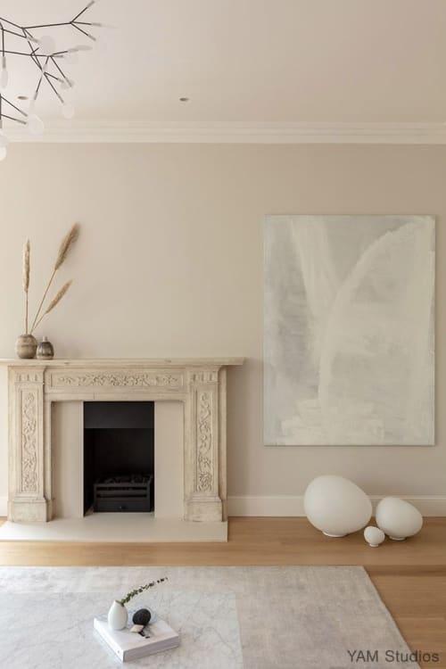 Paintings by Arjan Janssen seen at Private Residence, London, London - Painting