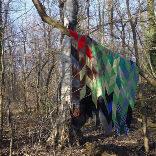 Colourful Quilt   Linens & Bedding by DaWitt