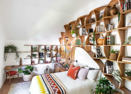 Living in an Adult Treehouse | Interior Design by Valerie Legras Atelier | Private Residence, New Orleans in New Orleans