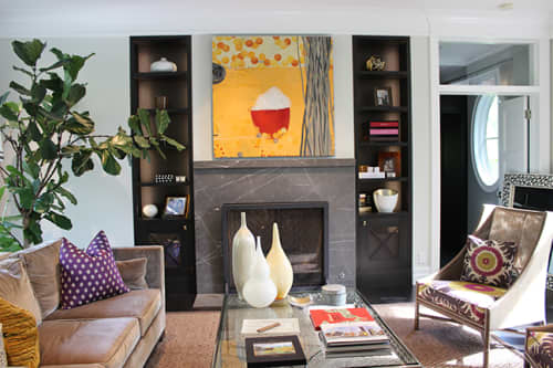 Paintings by Sidnea D'Amico seen at Private Residence - One More Thing