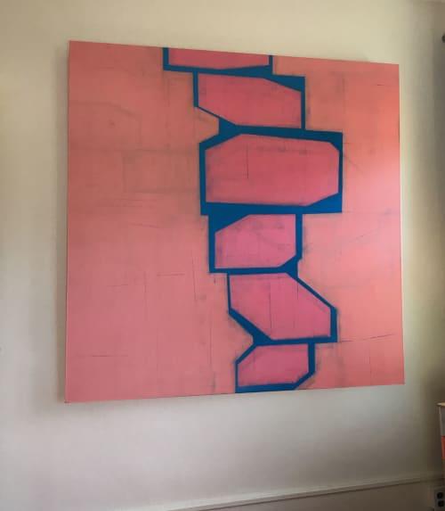 Drift E3   Paintings by Steven Baris
