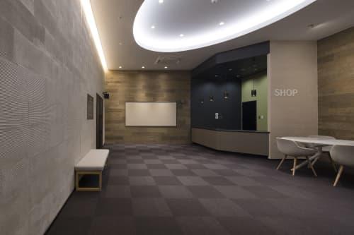 Theater NEST | Interior Design by RON DESIGN by Ryoko Ogoshi | Matsuyama in Matsuyama