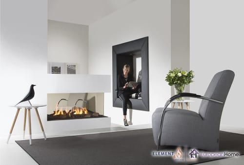 Interior Design by European Home seen at 30 Log Bridge Rd, Middleton - Lucius 100 Peninsula Gas Fireplace