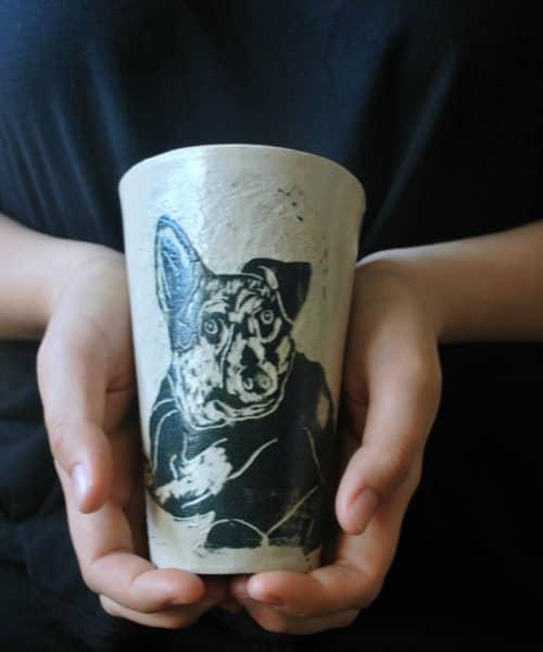 Custom Pet Coffee Mug | Cups by ShellyClayspot