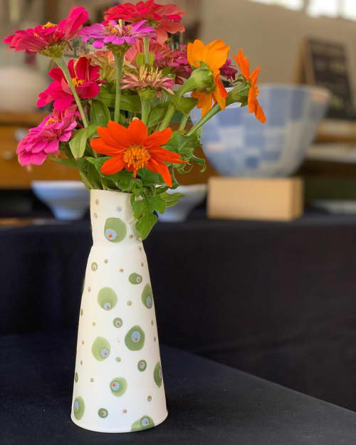 Vases & Vessels by Sandra Torres - Vase
