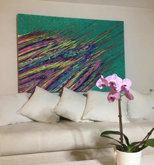 Psychedelic | Paintings by Paolastudios