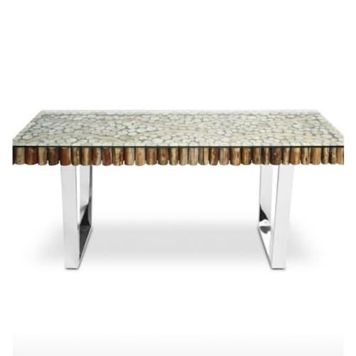 Tables by Gusto Design Collection seen at Miami, Miami - PALITOS CONSOLE TABLE